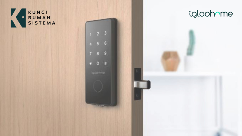 Kunci Pintu Digital, Alat Pengaman Rumah Yang Terbaik KRS Igloohome.jpg