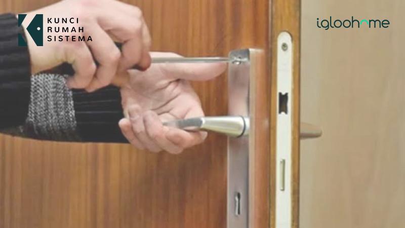 Kunci Pintu Rusak, Saatnya Beralih Ke Kunci Digital! KRS Igloohome