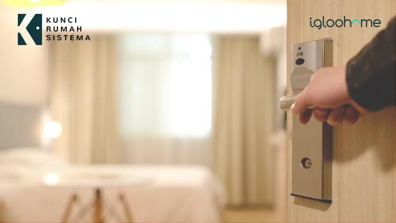 Smart Lock, Rahasia Sistem Keamanan Hotel yang Efektif