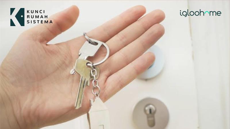 Kunci Pintu Rumah Bisa Menjadi Penularan Covid-19