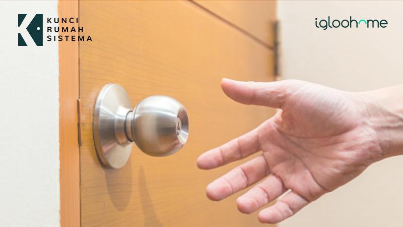 Alasan Kunci Pintu Konvensional Bisa Menularkan Covid-19 KRS Igloohome