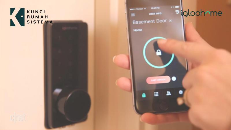 Igloohome, Kunci Pintu Digital Terbaik Untuk New Normal
