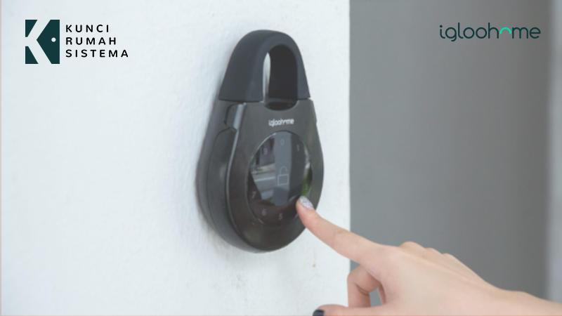 Macam macam Smart Door Lock Dari Igloohome KRS Igloohome