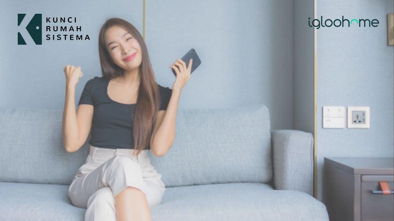 Mengenal Istilah Smart Home Serta Teknologi di Dalamnya KRS Igloohome