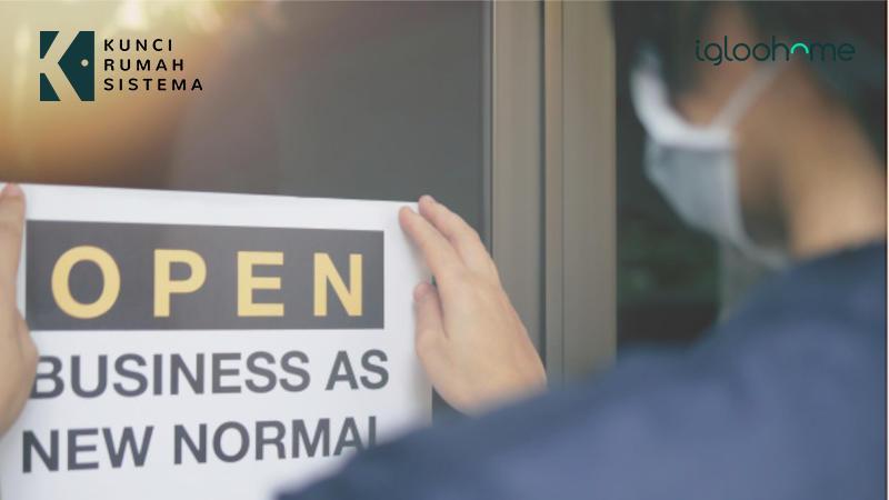 Selama Pandemi Manfaatkan Akses Masuk Door Lock RFID