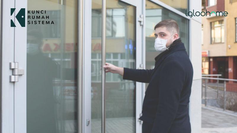 Digital Lock, Jenis Kunci Pintu yang Cocok Di Masa Pandemi Igloohome