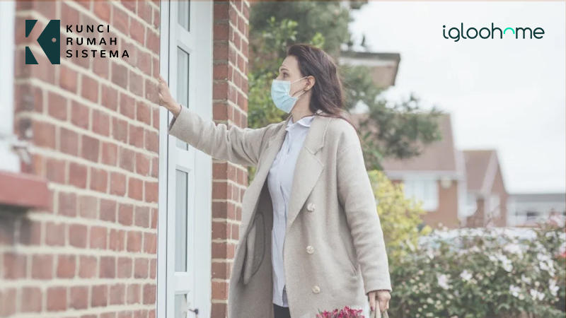 5 Manfaat Kunci Pintu Otomatis di Masa Pandemi Igloohome