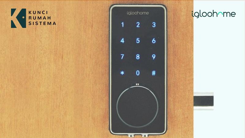 Digital Lock Mampu Berbagi Akses Jarak Jauh