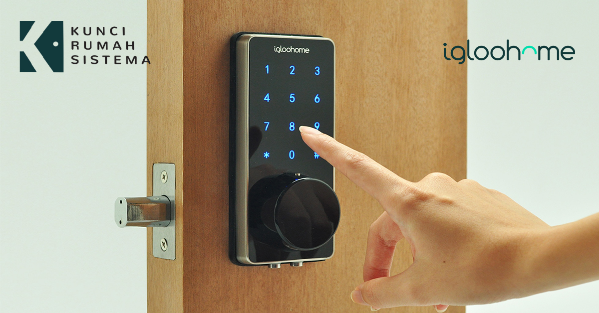 Ragam-Kunci-Elektronik-Igloohome-untuk-Rumah-Minimalis-Anda-KRS-Kunci-Pintu-Digital-Smart-Door-Lock-Indonesia