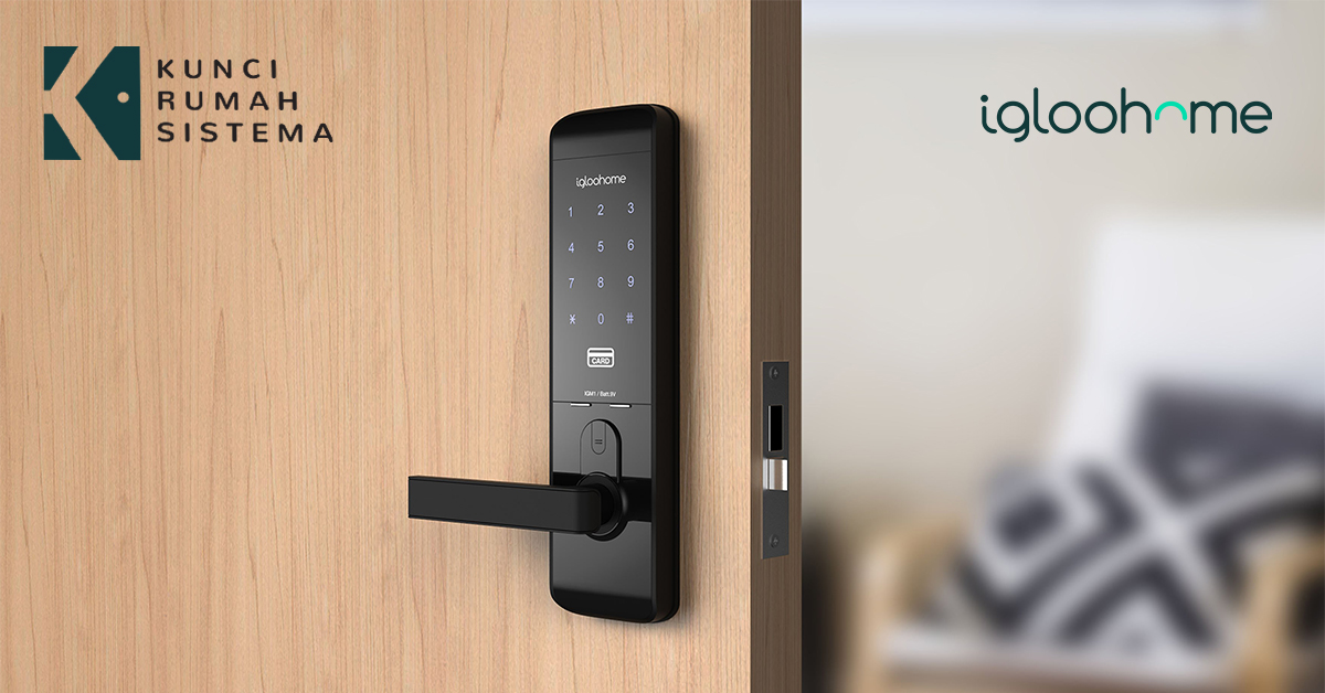 kunci pintu digital untuk rumah sakit-kunci pintu digital