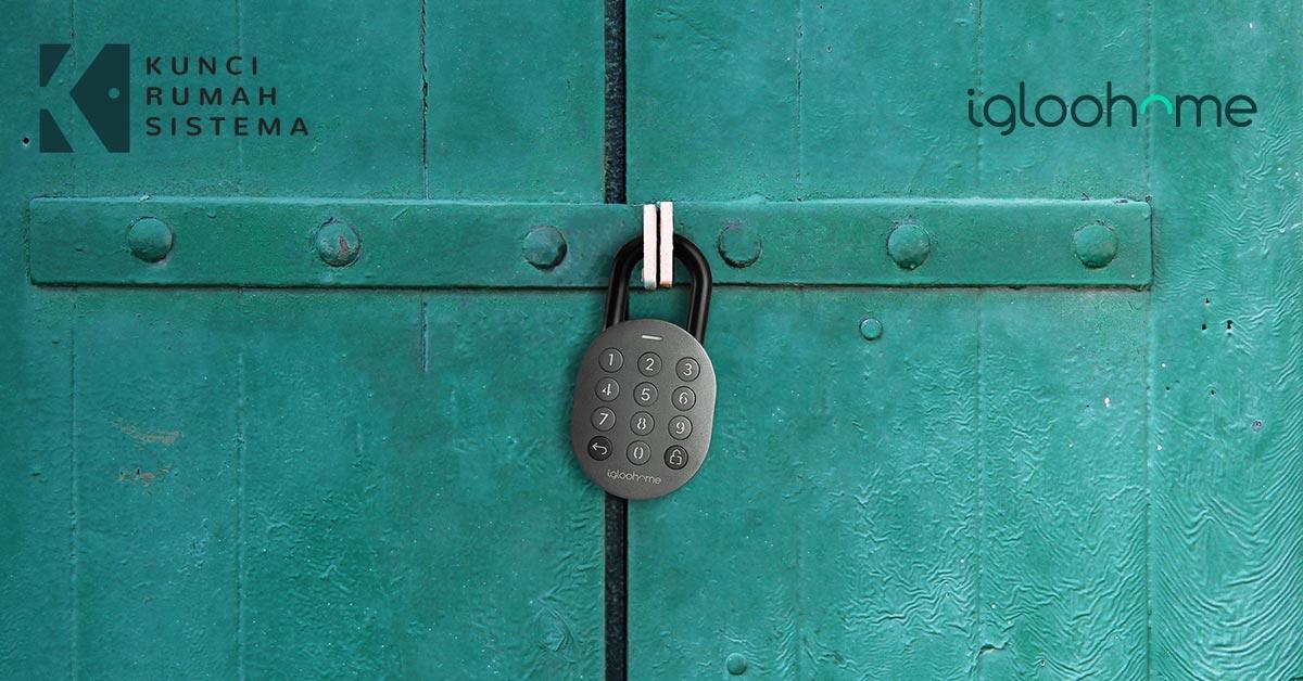 Jenis Pintu Rumah yang Cocok Dipasangi Smart Lock
